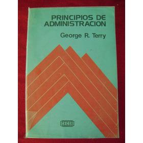 Principios De Administración - George R. Terry