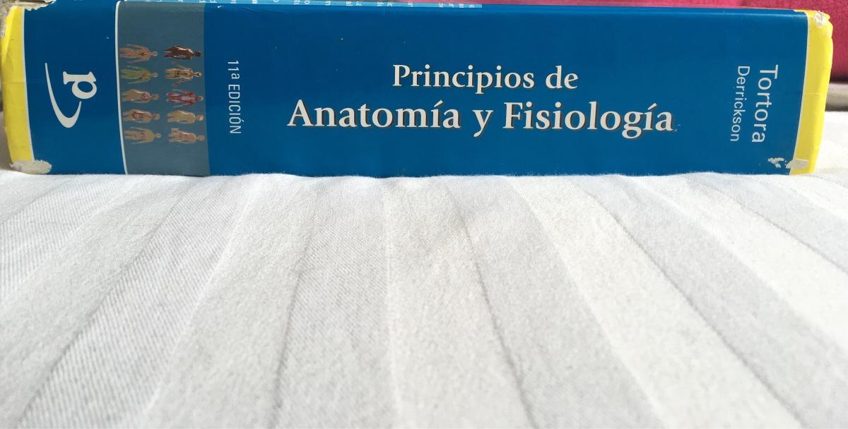 Principios De Anatomía Y Fisiología 11ª Edición - $ 140.000 en ...