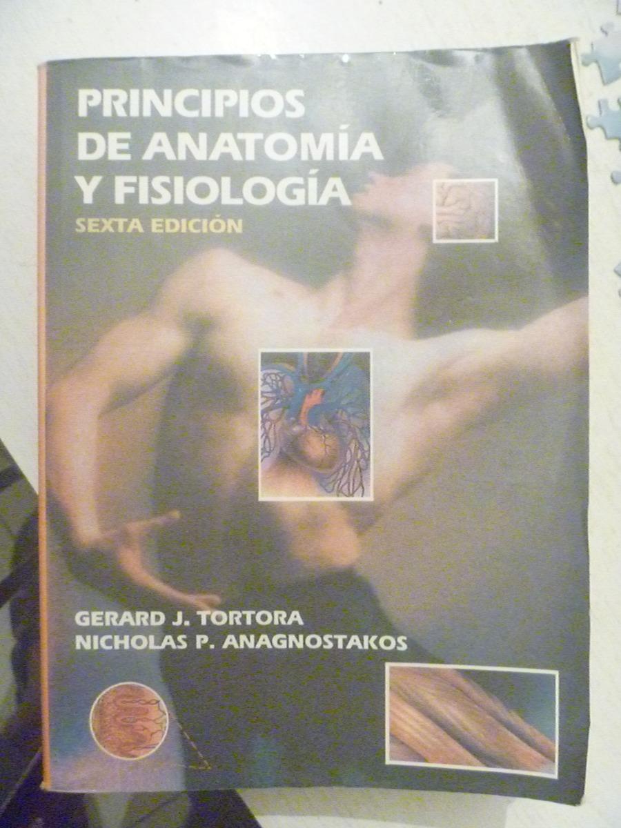 Magnífico J Principios Tortora Gerard De Anatomía Y Fisiología ...