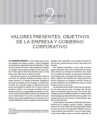 principios de finanzas corporativas myers allen + obsequio