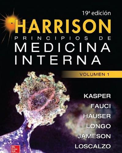 principios de medicina interna. harrison 19a edicion @@@