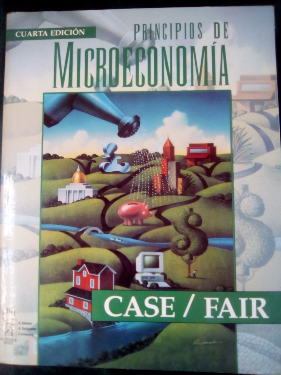 case fair principios de microeconomia