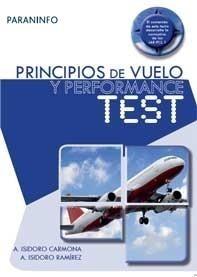 principios de vuelo y peformance test nuevo carmona/ramir