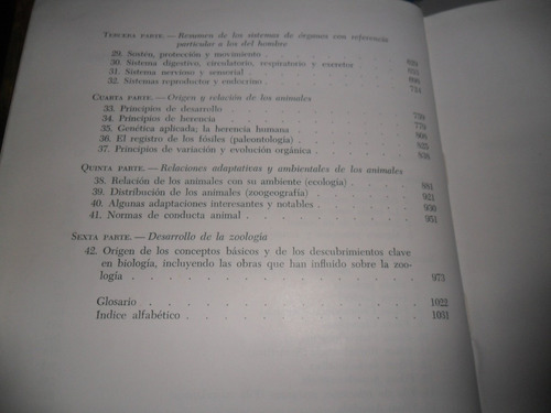 princípios de zoologia cleveland p. hickman