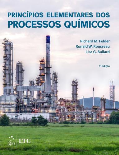 princípios elementares dos processos químicos