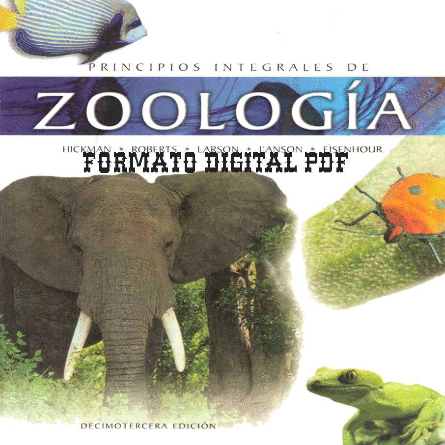 hickman zoologia descargar pdf