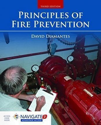 principles of fire prevention - david diamantes (hardback)