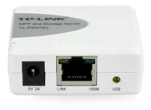 print server multifuncion tp link tl ps310u usb servidor mfp