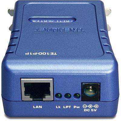 Print Server Trendnet Te100-p1p - $ 1.548,00 en Mercado Libre