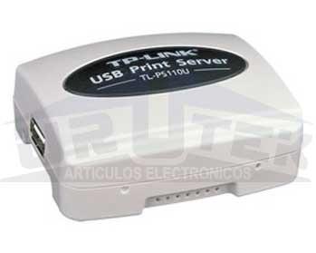 print server usb network tp link tl ps110u 10100mbps