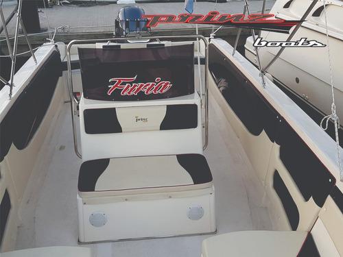 prinz 700 pescador sin motor año 2018  0 hs de prinz boats