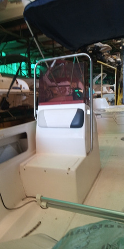 prinz casco tracker doble consola completisimo sin motor