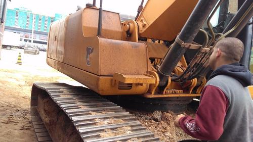 priori locação e vendas - escavadeira case 22t. cx220b