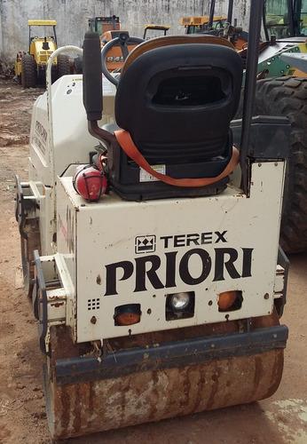 priori locações e venda- rolo terex tv900 - ano 2010