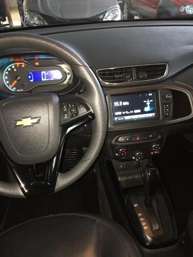 prisma 1.4 lt 2017/2018 azul automático completo