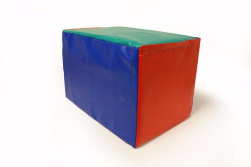 prisma de gomespuma 60x40x40 psicomotricidad