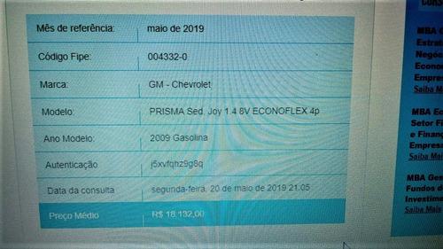 prisma joy 1.4 econoflex 4p