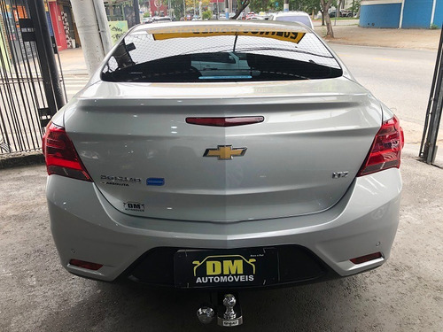 prisma ltz 1.4 2018 automático baixa km único dono