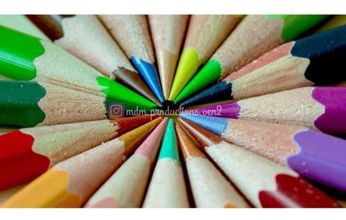 prismacolor 24 colores creyones original  nuevos