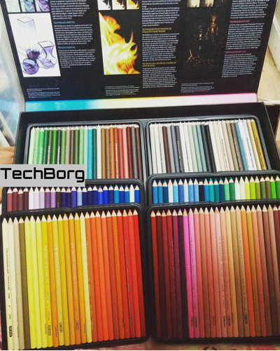 prismacolor premier 150 lapices colores profesionales artist