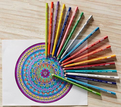 prismacolor premier lápices de colores, suaves, 24 unidades