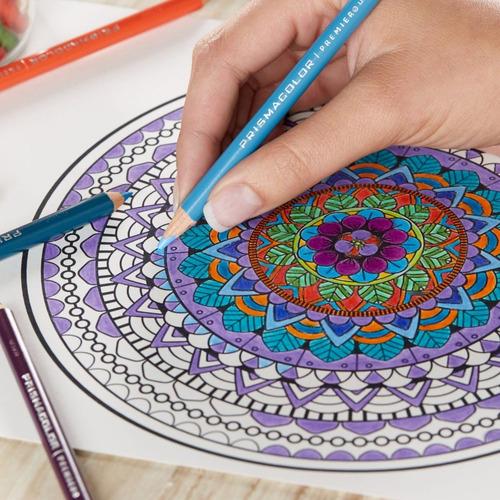 prismacolor premier set 24 lápices de colores - dibuchile