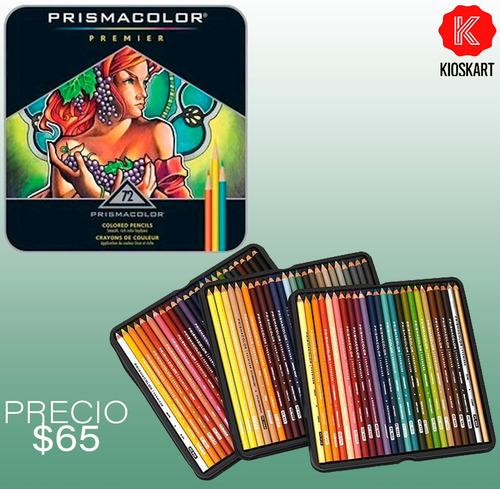 prismacolor premier set de 72.