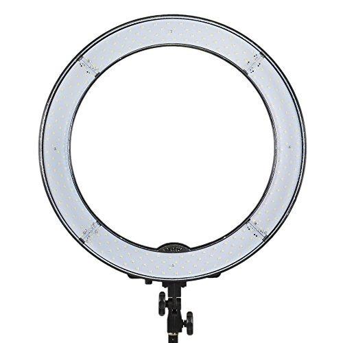 prismatic - anillo de luz led halo
