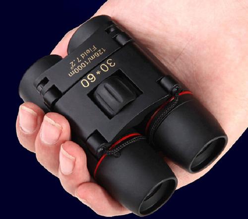 prismáticos de visión nocturna día 30 x 60 zoom viajes al ai
