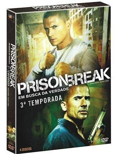 prison break - a série completa - a melhor série de tv