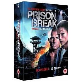 Prison Break Coleccion Completa