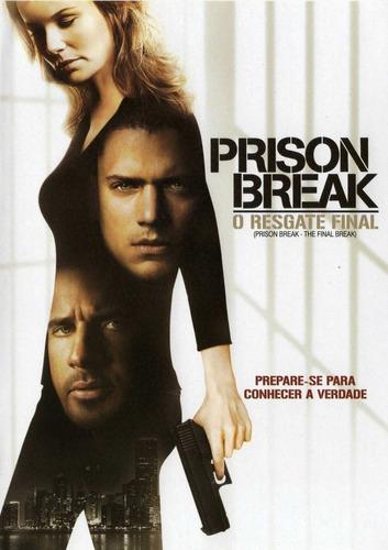 prison break completa dublado + filme dvd