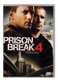 Prison Break Dvd en Mercado Libre México