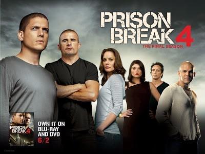 Prison Break Cuarta Temporada Completa - $ 500,00 en Mercado Libre