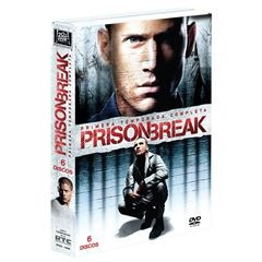 prison break: primera temporada : dominic purcell