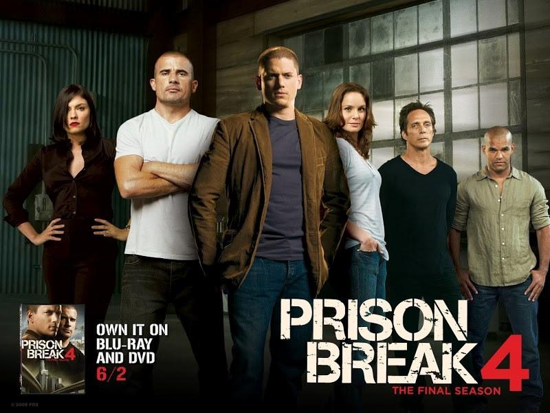Prison Break Temporada 4 Completa Formato Original - Bs. 140.072,80 ...