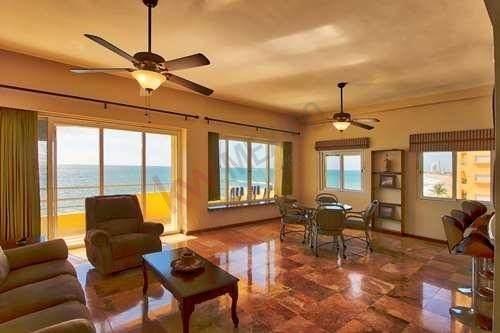 privacidad y exclusividad frente al mar - torre playa dorada 5