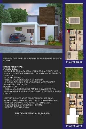 privada avenida conkal 10