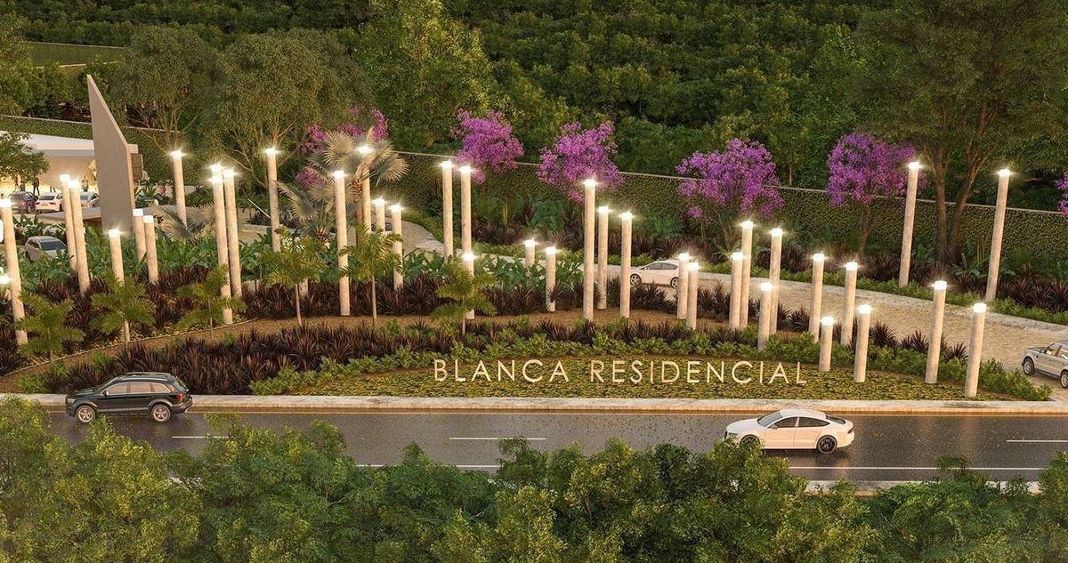 privada blanca residencial, lotes urbanizados para una inversión segura.