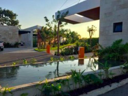 privada chaactun, lotes residenciales