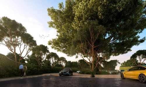 privada de lotes residenciales en conkal