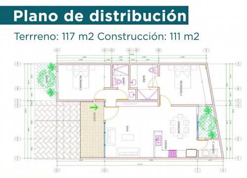 privada rue villas de 13 casas, todas de un solo nivel