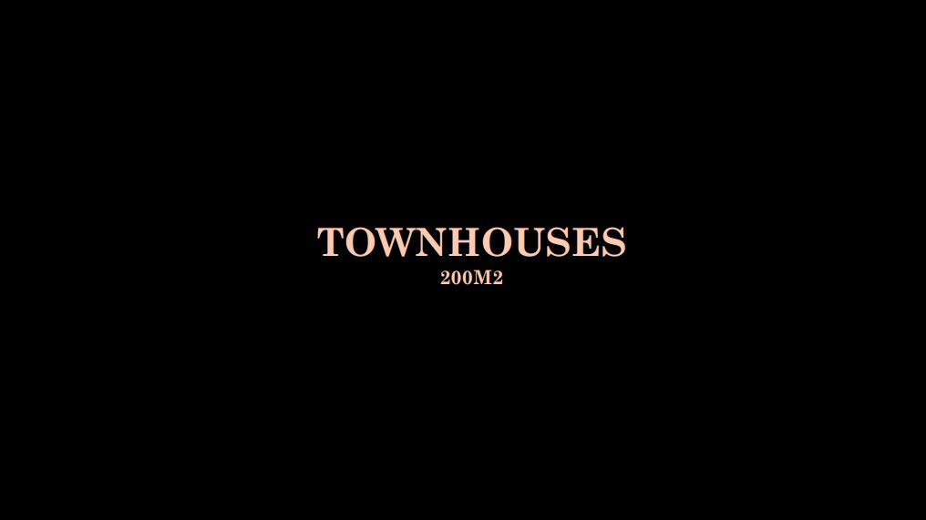 privada sao temozón norte mérida. townhouses con amenidades.