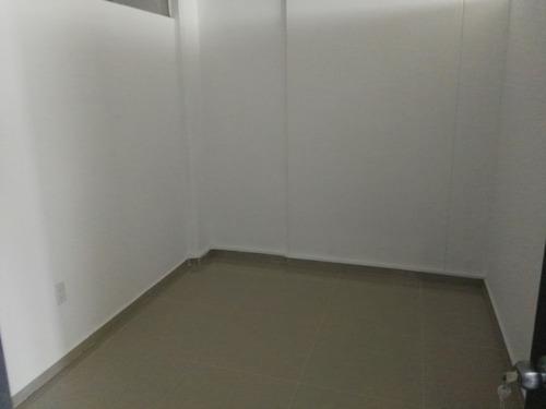 privados de 9 m2  todo incluido roma norte