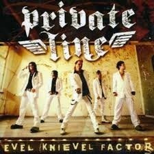 private line  evel knievel factor
