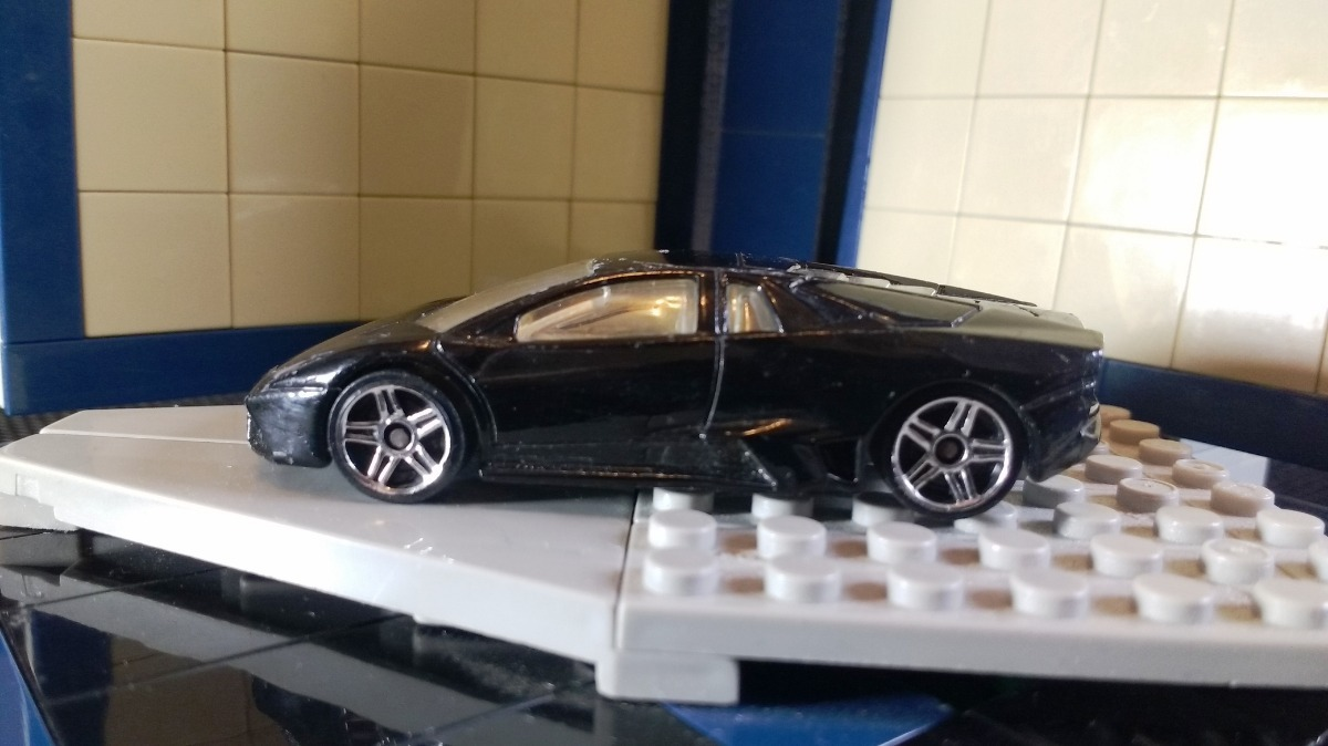 Priviet Lamborghini Reventon Negro Hot Wheels Hw 109 00 En