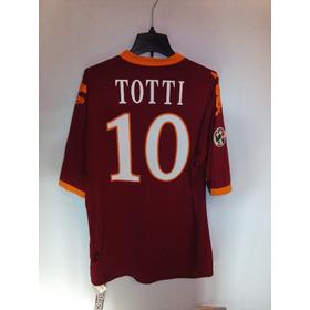 Pro - Jersey Kappa Roma Local 09-10 Xxxl Totti