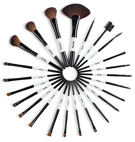 pro 24 pinceles de maquillaje cosmeticos