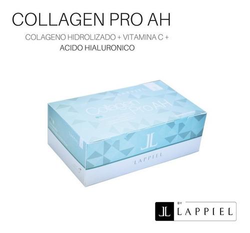 pro ah colageno bebible con ácido hialuronico x30 sobres