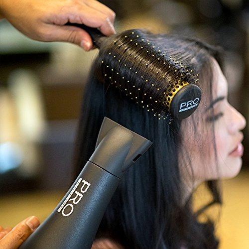 pro belleza herramientas estilista recomendado 1875w ionic a